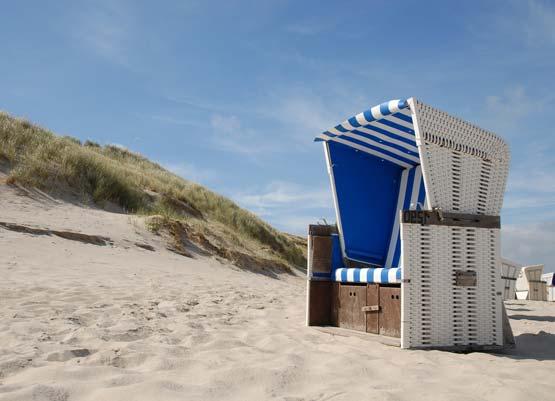 Ferienhaus Lissy-Mary auf Sylt - erholen am Strand