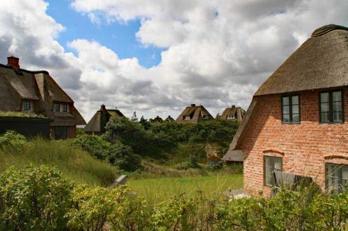 Ferienhaus Lissy-Mary auf Sylt - Impressionen Ortschaft