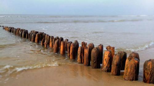 Ferienhaus Lissy-Mary auf Sylt - Impressionen Strandbuhne