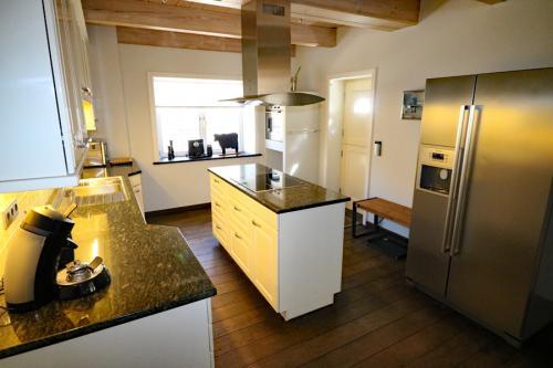 Ferienhaus Lissy-Mary Sylt - die Küche