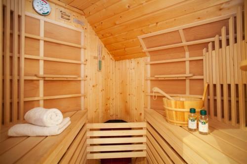 Ferienhaus Lissy-Mary auf Sylt - Sauna