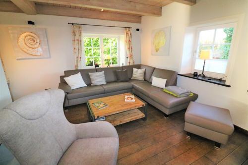 Ferienhaus Lissy-Mary auf Sylt - Wohnzimmer