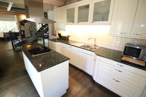 Ferienhaus Lissy-Mary auf Sylt - Küche